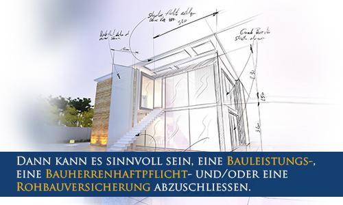 Sie planen den Bau oder Umbau eines Gebäudes?